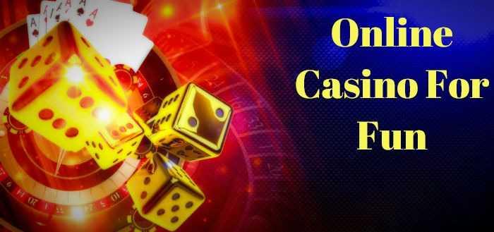 The Fun of Online Casinos